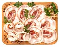 Bacon Fotografering för Bildbyråer