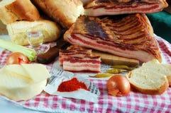 Bacon Imagens de Stock Royalty Free