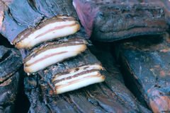 Bacon Stock Foto's