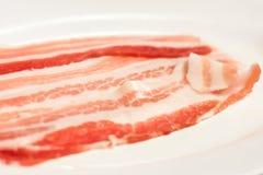 Bacon Fotografie Stock Libere da Diritti