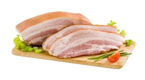 bacon arkivfoto