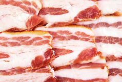 Bacon background Royalty Free Stock Photos