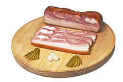 Bacon of Bavaria Stock Photo