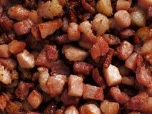 Bacon bits Stock Photos