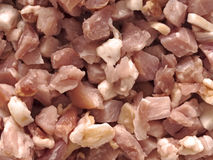 Bacon bits Stock Photos