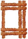 Bacon border Stock Image