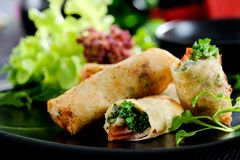 Springroll Stock Images