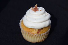 Bacon cupcake Royalty Free Stock Images