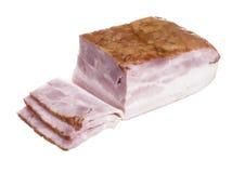 Bacon delicioso imagem de stock