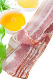 Bacon And Egg Royalty Free Stock Photography