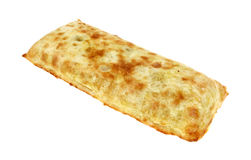Bacon Egg Cheese Pocket Angle Stock Images