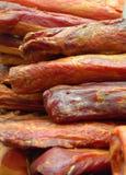 Bacon fumado Fotos de Stock