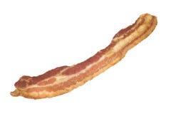 Bacon isolado Fotografia de Stock Royalty Free