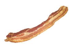Bacon Isolated Royalty Free Stock Photography