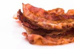 bacon lagad mat tecknad isometrisk lineart för handillustrationen skissar remsor Fotografering för Bildbyråer