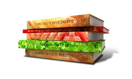 Bacon Lettuce And Tomato Books Royalty Free Stock Image