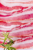 Bacon, meat Stock Photo