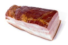 Bacon Piece Stock Photography