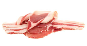 Bacon Rashers Royalty Free Stock Images