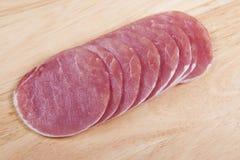 Bacon rashers Stock Images