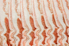 Bacon rashers Royalty Free Stock Image