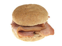 Bacon Roll Royalty Free Stock Photos