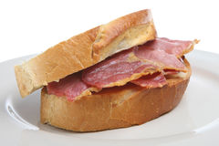 Bacon Sandwich Stock Images