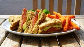 Bacon Sandwich Royalty Free Stock Image