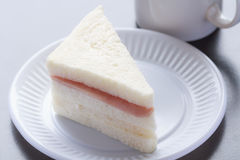 Bacon sandwich. Stock Image