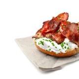 Bacon Sandwich 3 Royalty Free Stock Photo
