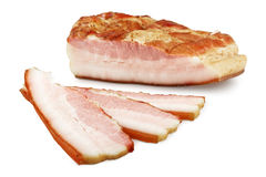Bacon section Stock Photo