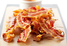 Bacon Slice Royalty Free Stock Photos