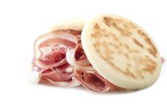 Bacon sliced Stock Photos