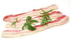 Bacon strips Stock Image