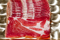 Bacon of Switzerland Royalty Free Stock Photos