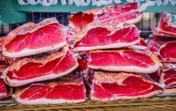 Bacon tirolese fotografia stock