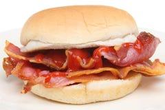 baconfrukostrulle arkivfoto