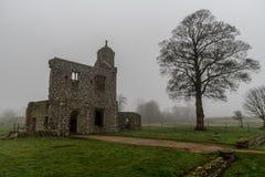 Baconsthorpe Castle, Norfolk, Αγγλία Στοκ Εικόνες