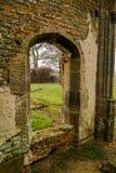 Baconsthorpe Castle, Norfolk, Αγγλία Στοκ εικόνα με δικαίωμα ελεύθερης χρήσης