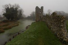 Free Baconsthorpe Castle, Norfolk, England Stock Photography - 92180162