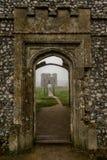 Baconsthorpe Castle, Norfolk, England Stock Image