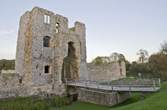 Baconthorpe Castle Stock Photos