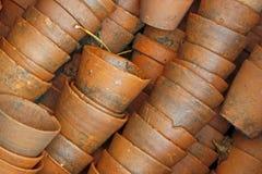 Bacs de jardin Image libre de droits