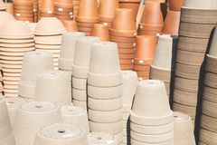 Bacs potables asiatiques photo stock