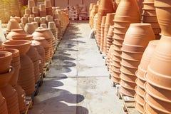 Bacs potables asiatiques images stock