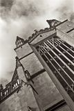 Bad Abbey Church United Kingdom Royaltyfri Foto