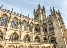 Bad-Abtei in England Lizenzfreie Stockfotos
