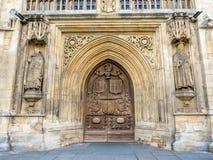 Bad-Abtei in England Stockbild