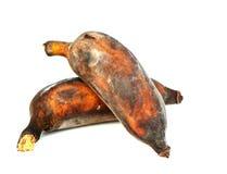 Bad banana Royalty Free Stock Image