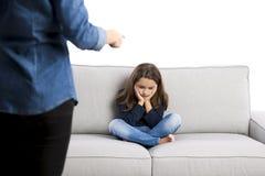 Bad behavior punishment stock photos